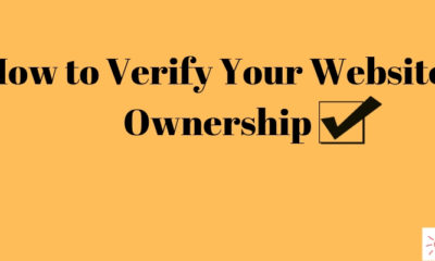 How to Verify Your Website Ownership