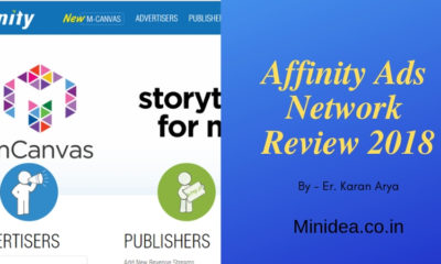 Affinity Ads Review, Network Review, Payment Proof, Earning Report