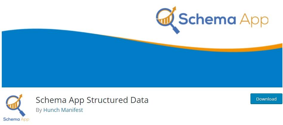 Schema App Structure Data