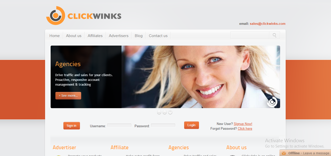 clickwinks review payment proof earning report payout
