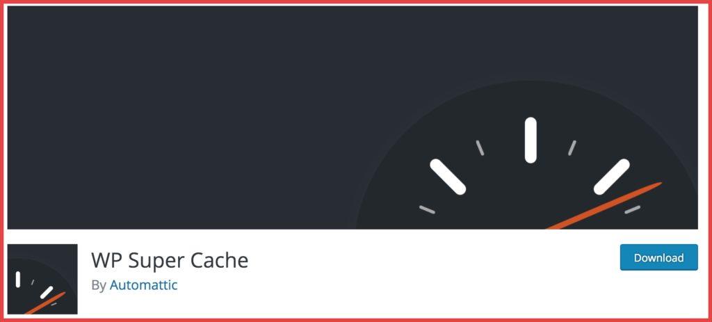 Cache Plugin WordPress Plugin