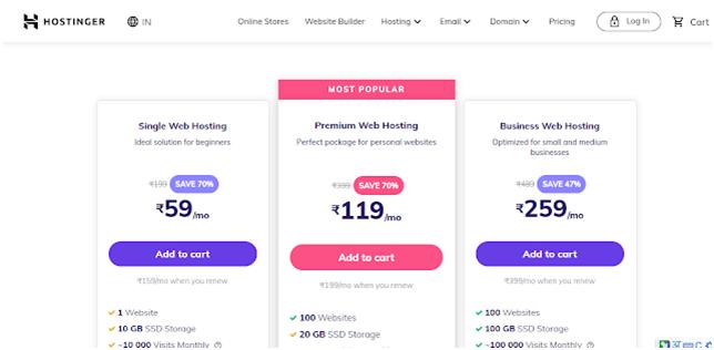 cheap hosting services provide company