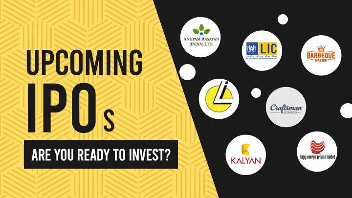 upcoming ipos in india