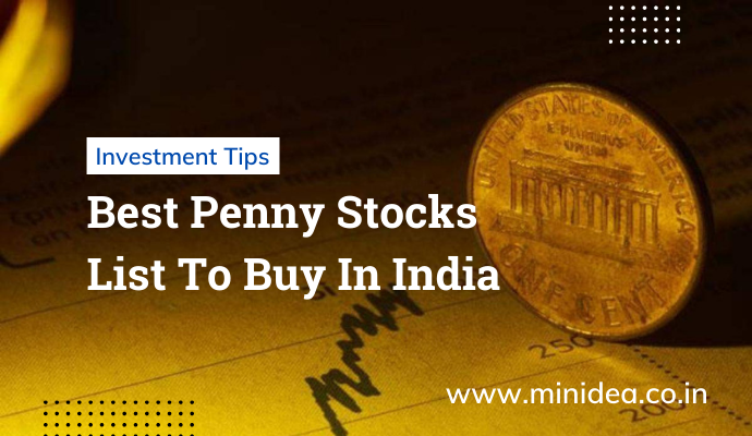 Best Penny Stocks List To Buy In India